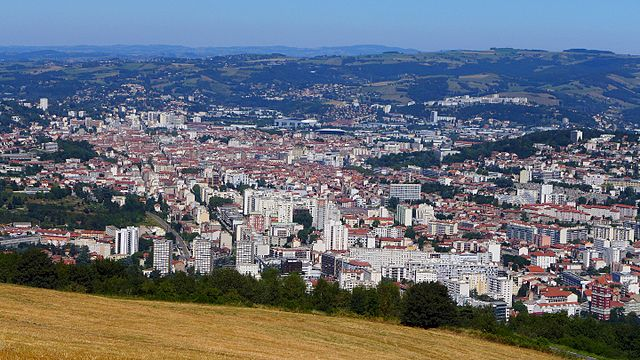 ville de Saint-Etienne